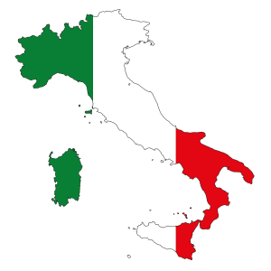 transport italie